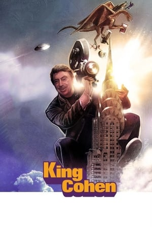 Poster Movie King Cohen: The Wild World of Filmmaker Larry Cohen 2017