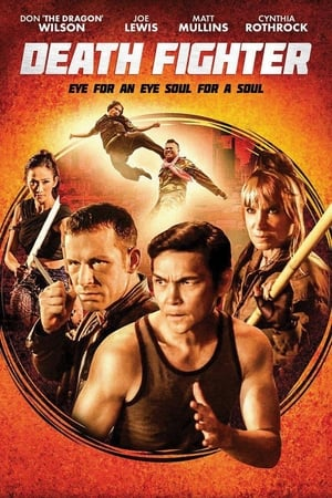 Poster Movie Death Fighter 2017