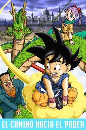 poster Dragon Ball: The Path to Power