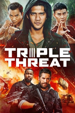 Poster Movie Triple Threat 2019