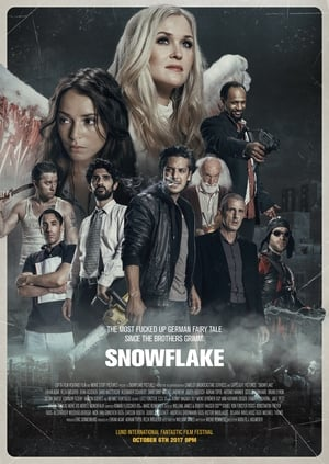 Poster Movie Snowflake 2017