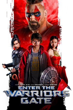 Poster Movie Enter the Warriors Gate 2016