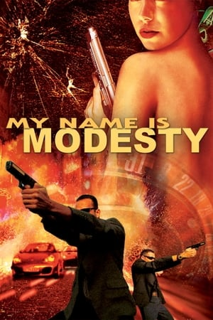 Image My Name Is Modesty: A Modesty Blaise Adventure