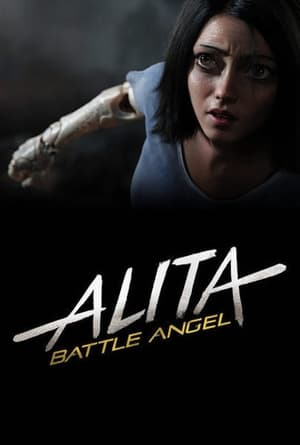 Poster Movie Alita: Battle Angel 2018