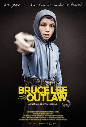 Poster Movie Bruce Lee and the Outlaw 2018