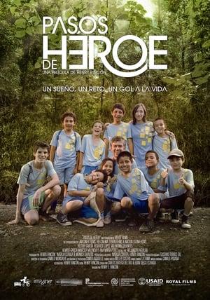 Poster Movie Hero Steps 2018