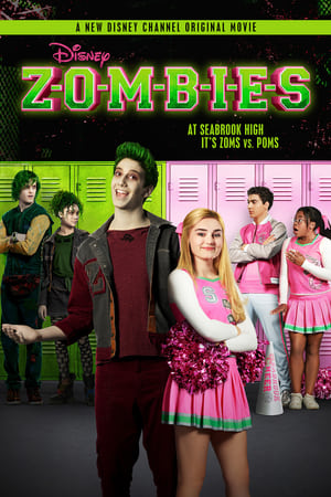 Poster Movie Zombies 2018