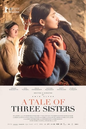 Poster Movie A Tale of Three Sisters 2019