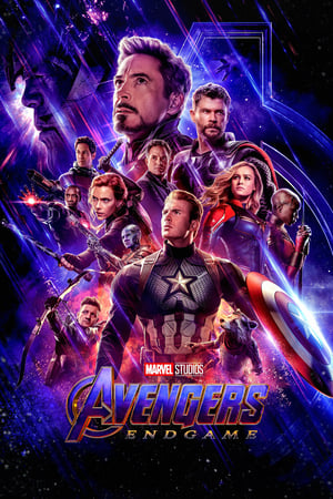 Poster Movie Avengers: Endgame 2019