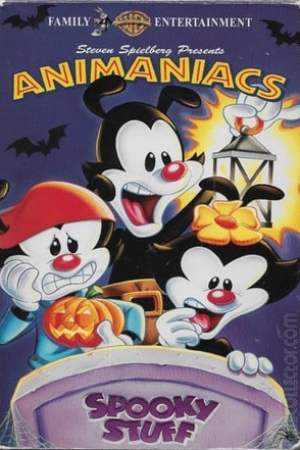 Animaniacs Spooky Stuff