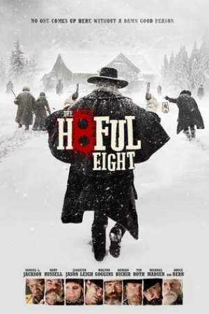 poster The Hateful Eight