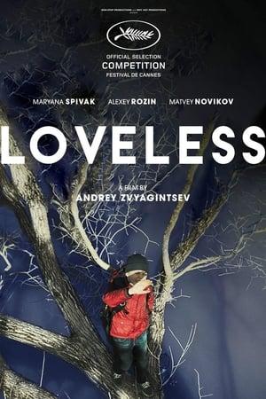 Poster Movie Loveless 2017