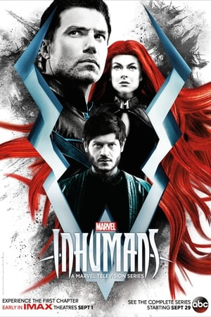 Poster Movie Marvel's Inhumans: IMAX 2017