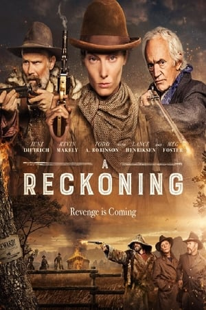 Poster Movie A Reckoning 2018