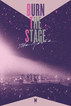 Poster Movie Burn the Stage: The Movie 2018