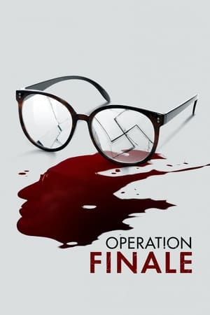 Poster Movie Operation Finale 2018