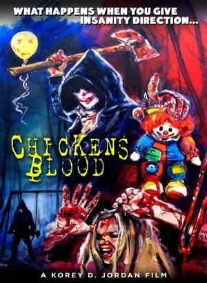 Poster Movie Chickens Blood 2019