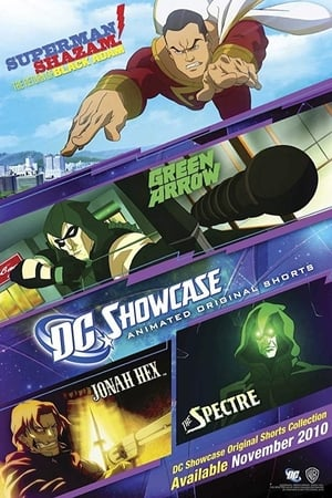 Image DC Showcase Original Shorts Collection