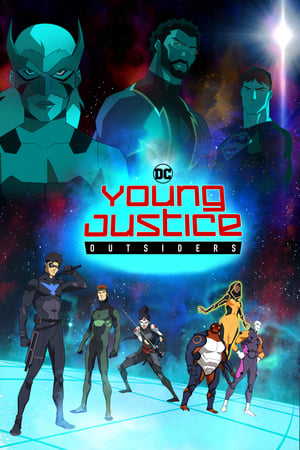 poster Young Justice