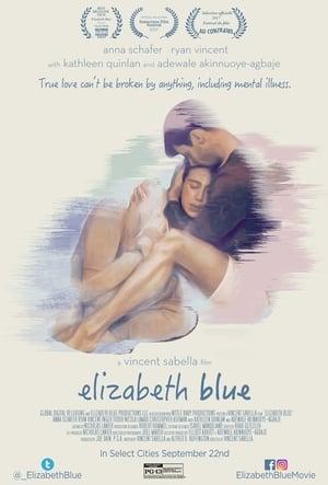 Poster Movie Elizabeth Blue 2017