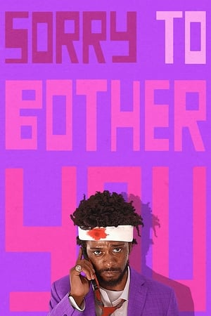 Poster Movie Sorry to Bother You 2018