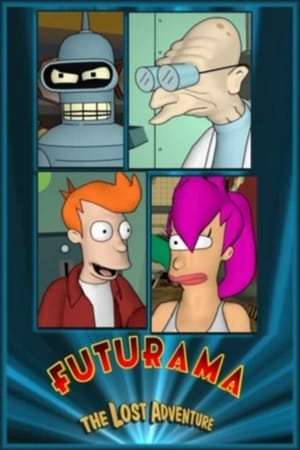 Image Futurama: The Lost Adventure