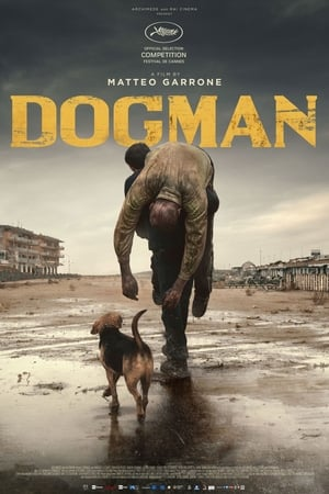 Poster Movie Dogman 2018
