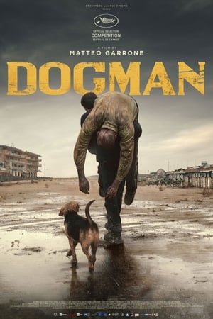 Poster Movie Dogman 2018