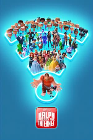 Poster Movie Ralph Breaks the Internet 2018