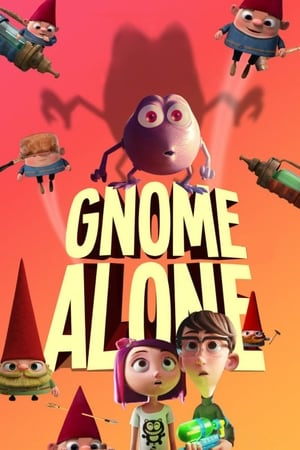 Poster Movie Gnome Alone 2017