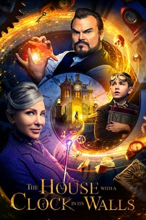 Poster Movie The House with a Clock in Its Walls 2018