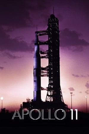 Poster Movie Apollo 11 2019