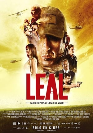Poster Movie Leal 2018
