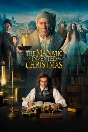 Poster Movie The Man Who Invented Christmas 2017