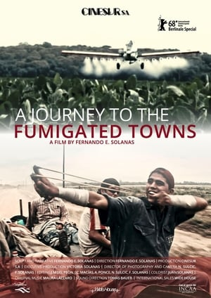 Poster Movie A Journey to the Fumigated Towns 2019