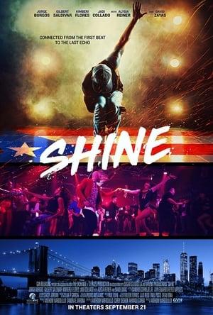 Poster Movie Shine 2018