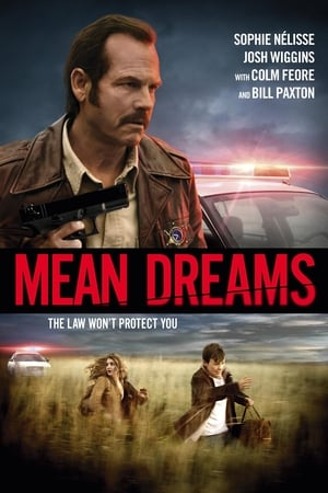 Poster Movie Mean Dreams 2016