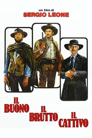poster The Good, the Bad and the Ugly