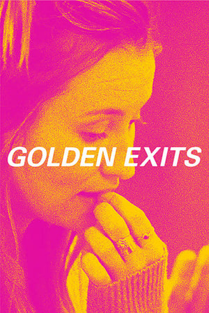 Poster Movie Golden Exits 2018