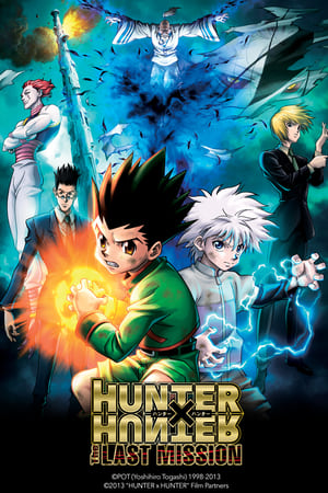 Image Hunter x Hunter: The Last Mission