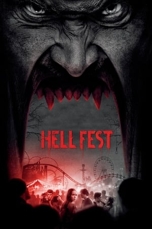 Poster Movie Hell Fest 2018