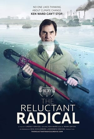 Poster Movie The Reluctant Radical 2018