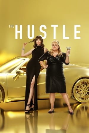 Poster Movie The Hustle 2019
