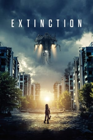 Poster Movie Extinction 2018