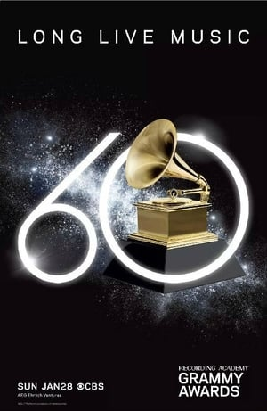 Poster Movie The 60th Annual Grammy Awards 2018