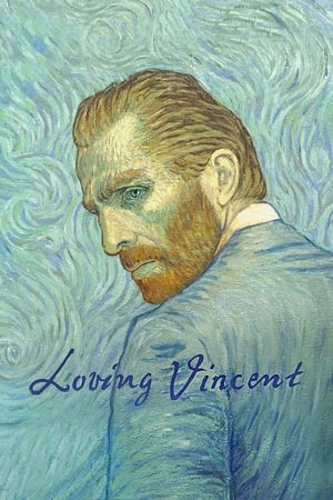 Poster Movie Loving Vincent 2017