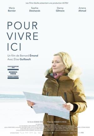Poster Movie Pour vivre ici 2018