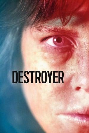 Poster Movie Destroyer 2018