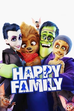 Poster Movie Happy Family 2017