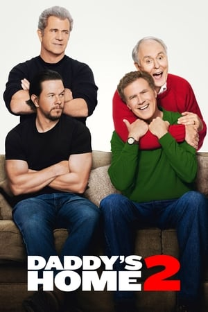 Poster Movie Daddy's Home 2 2017